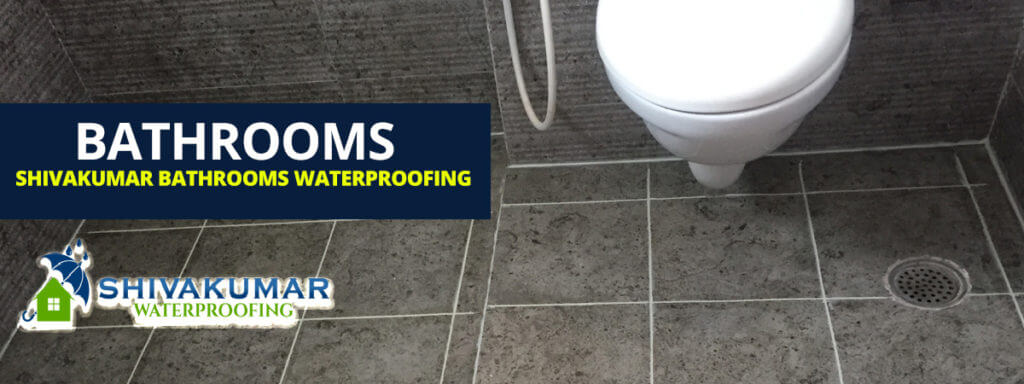 Bathroom Waterproofing in Hyderabad