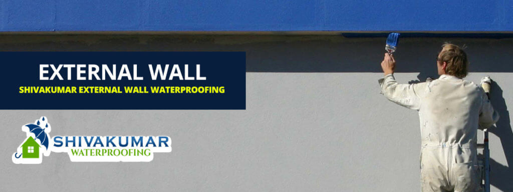 Shivakumar External Wall Waterproofing
