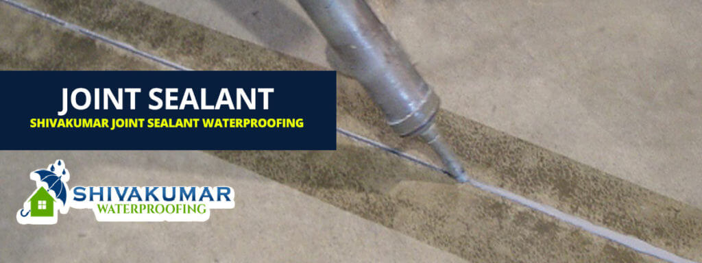 Shivakumar Joint Sealant Waterproofing