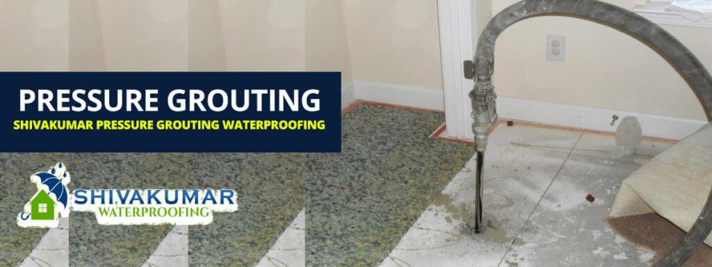 Shivakumar Pressure Grouting Waterproofing