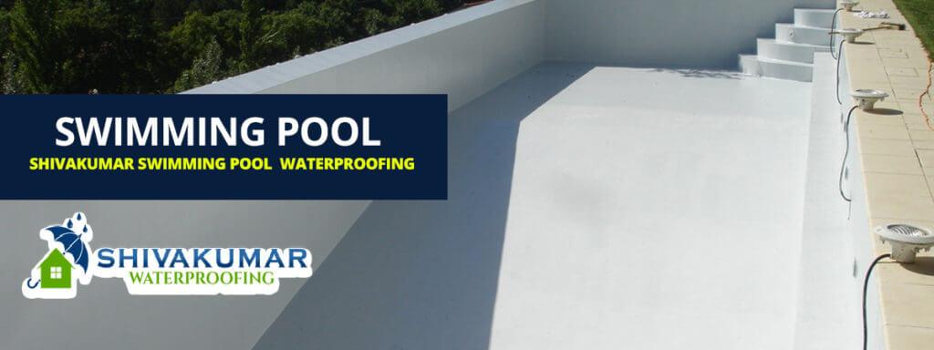 Swimming Pool Waterproofing Repair In Hyderabad Telangana