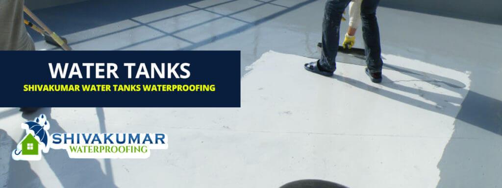 Shivakumar Water Tanks Waterproofing