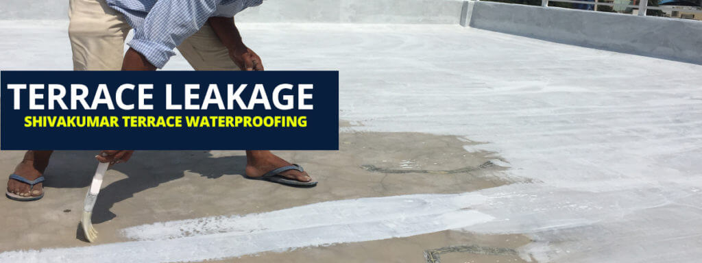 Waterproofing Solution for Terrace